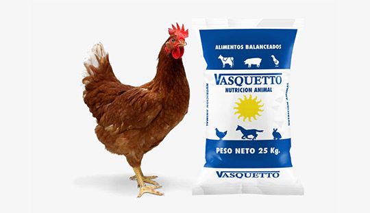 Aves - Vasquetto Nutrición Animal